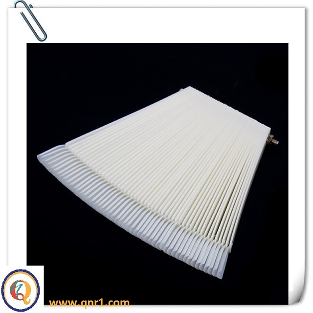 50 pcs White Fan-Shaped Fake Nails – Quality & Reliability